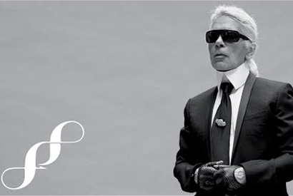 Exclusive Backstage Interview with Karl Lagerfeld – Cassina